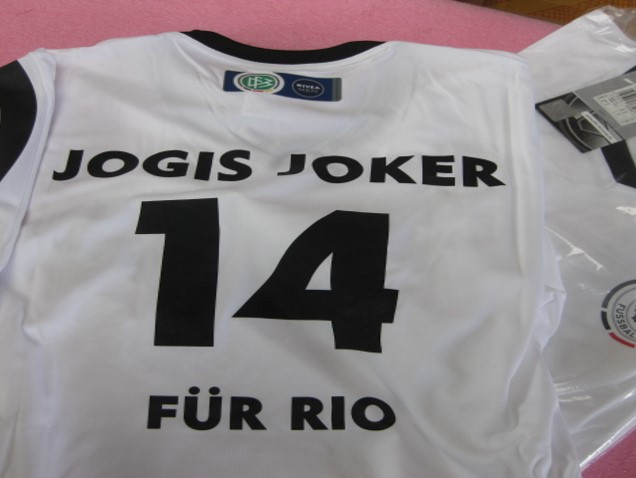 st gr l nivea wm 2014 trikot jogis joker 14 f r rio innatura. Black Bedroom Furniture Sets. Home Design Ideas